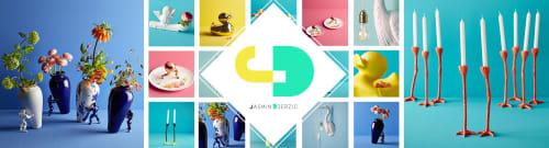 Jasmin Djerzic - Lamps and Planters & Vases