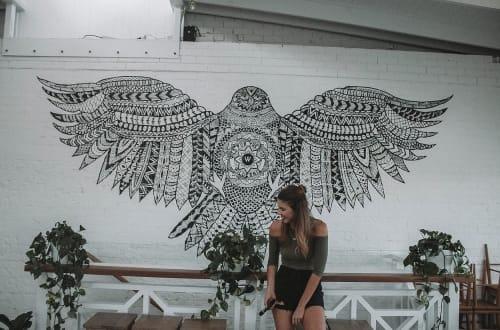 Danni Simpson Art - Murals and Art