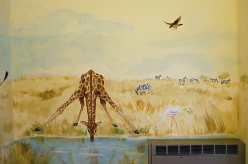 Pam Pappas - Murals and Art