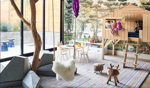 Interior Design by Martin Kobus Home seen at BaBoo, San Francisco - Interior Design