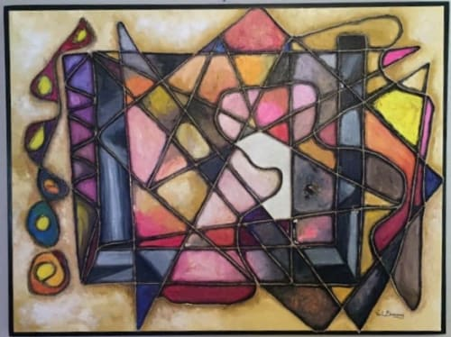 Vic L.Bicomong - Paintings and Art
