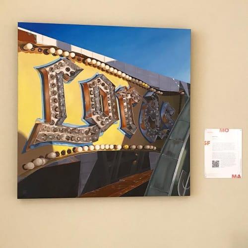 SFMOMA Artists Gallery, Art Galleries, Interior Design