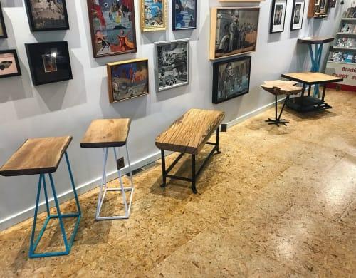 Jacob Lichtenwalner - Benches & Ottomans and Furniture