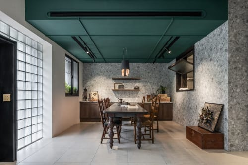 Interior Design by Han-Yue Interior Design seen at Private Residence, Hsinchu - Bon Appetit Photography Studio