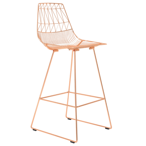 Lucy Bar Stools | Chairs by Bend Goods | Iron Keel in North Vancouver