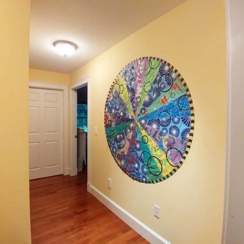 Art & Wall Decor by Virginia Fleck - Co2 Mandala