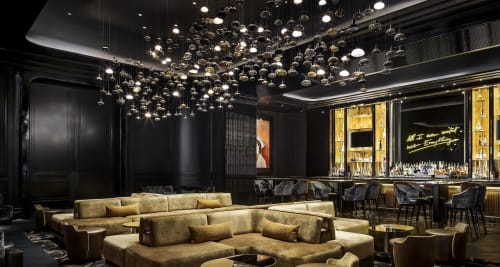 Pendants by Soffi seen at Palms Casino Resort, Las Vegas - Pendant Lights