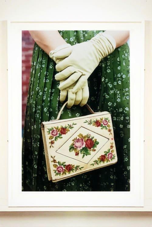 Photography by Richard Heeps seen at Hotel nhow Milano, Milano - Gloves & Handbag, Goodwood, Chichester, 2009