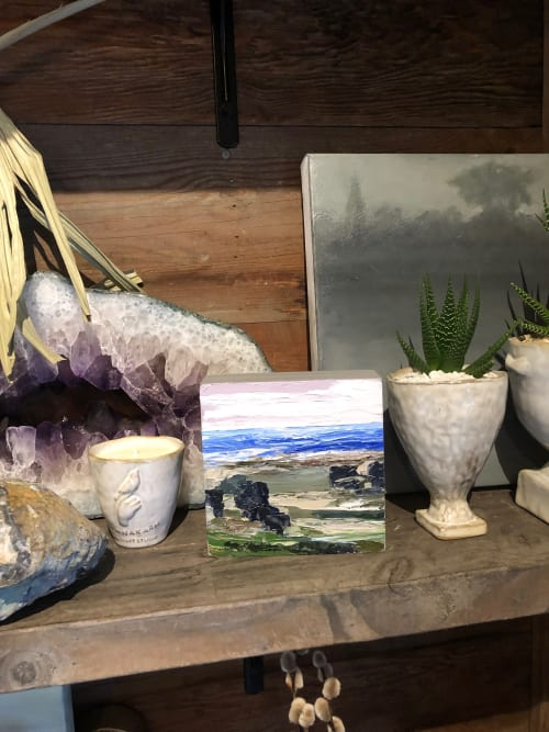 Paintings by Kim Ford Kitz seen at Bloomingayles, Mill Valley - Small Works