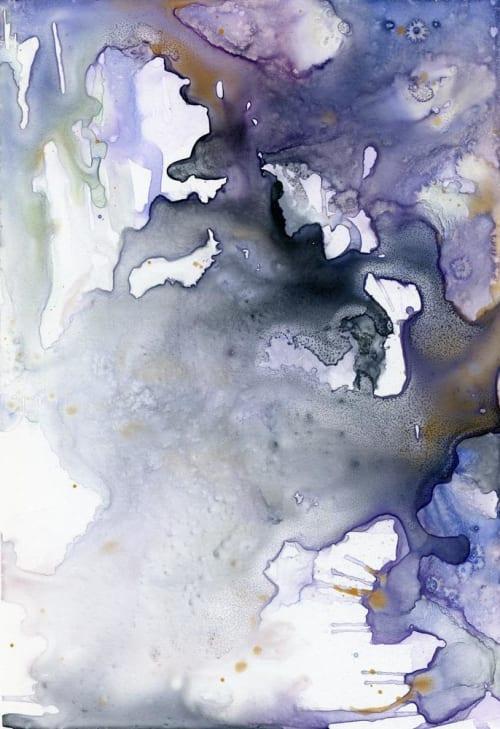 Aeons In A Dream | Paintings by Brazen Edwards Artist