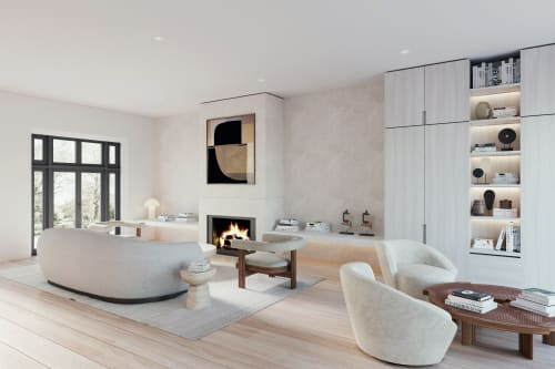 Private Residence, Notting Hill, Homes, Interior Design