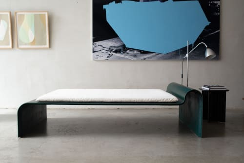 Beds & Accessories by Asa Pingree seen at Private Residence, Brooklyn - Magic Daybed