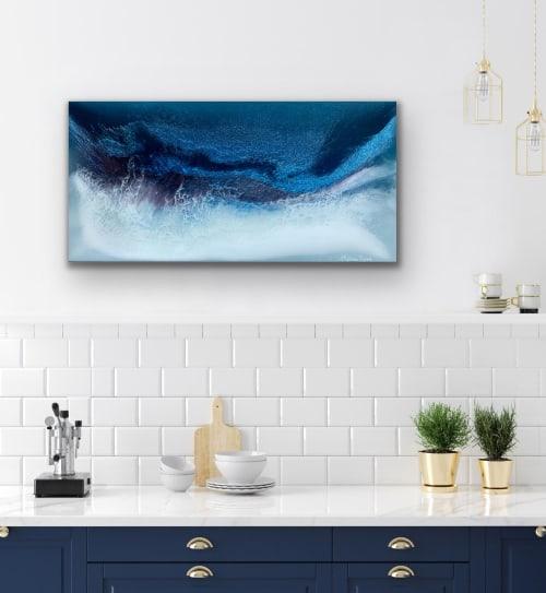 Paintings by Melissa Renee fieryfordeepblue  Art & Design - Captain's View