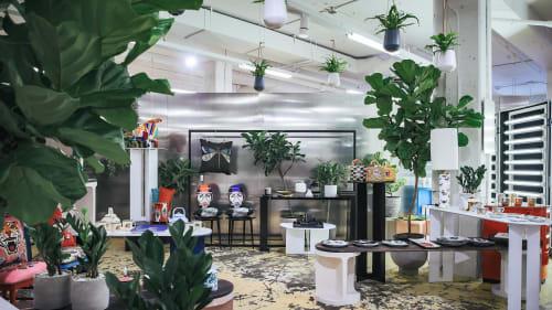 Leisure Center, Art Galleries, Interior Design