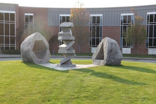 Jesse Salisbury - Public Sculptures and Public Art