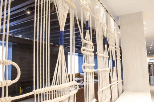 Art Curation by Leslie Ann Wigon Art & Design seen at New York LaGuardia Airport Marriott, Queens - Art Curation