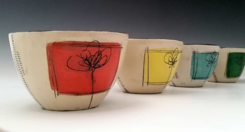 Whitney Smith - Planters & Vases and Tableware