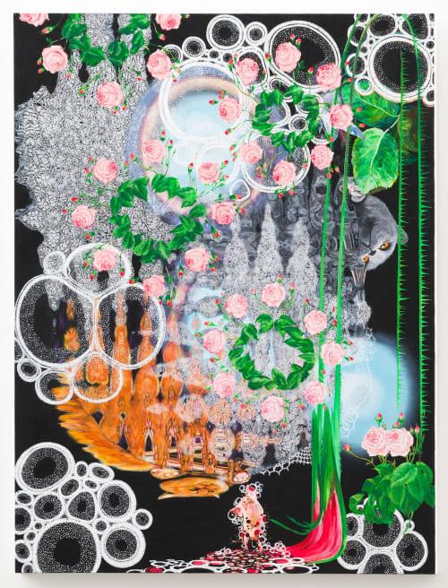 Art Curation by paintingbysusu seen at Pittsburgh, Pennsylvania, Pittsburgh - Tea Cup Piggy