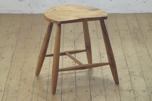Sidecar Dining Stool | Chairs by From the Source