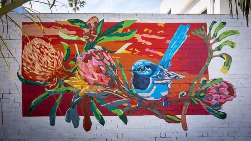 Nick Zafir - Murals and Art