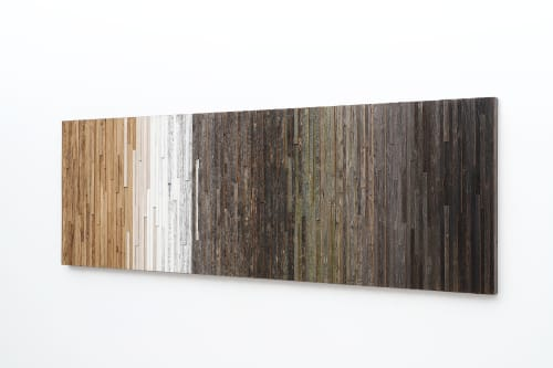 Wall Hangings by Craig Forget seen at Private Residence - Gradient #5