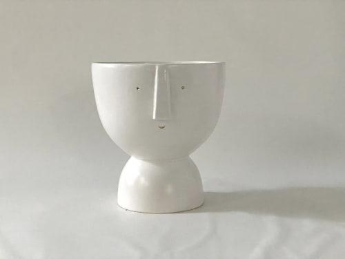 Tableware by Kristina Kotlier seen at Private Residence, Glendale - Lenny Lemon Bowl