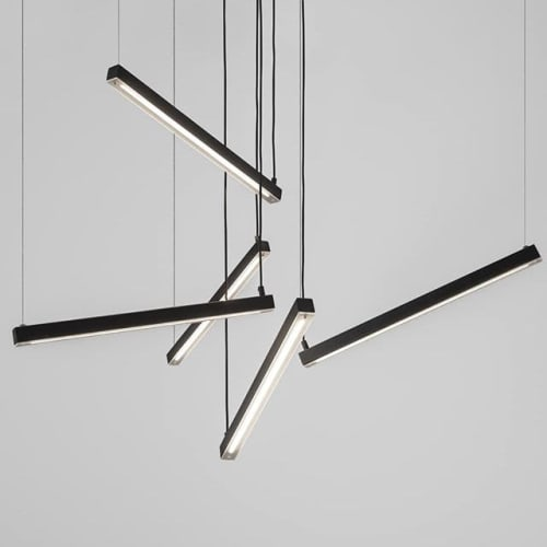 Lamps by ILFARI seen at Private Residence, Beek en Donk - ARTYS lighting collection