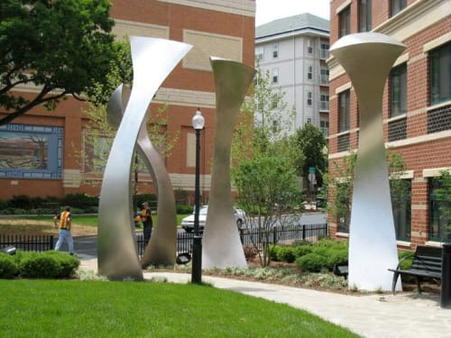 Mary Ann E. Mears - Public Sculptures and Public Art
