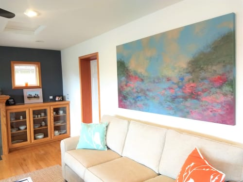 Interior Design by Magdalena Cooney Art & Design seen at Private Residence, Seattle - Private Residence Seattle, WA