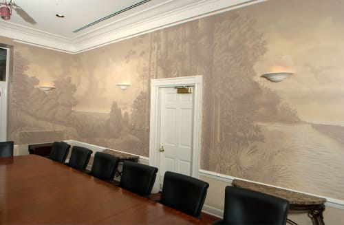 Don Jacobs - Murals and Art