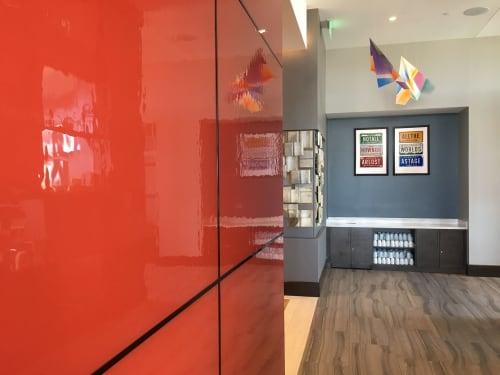 Art & Wall Decor by John Boak seen at Hyatt Place Denver Airport, Aurora - Virtual Vanity Plates