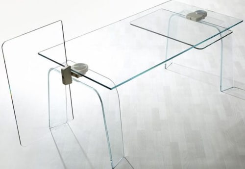 Kayo extensible table | Tables by Satyendra Pakhalé | Matisse in Auckland