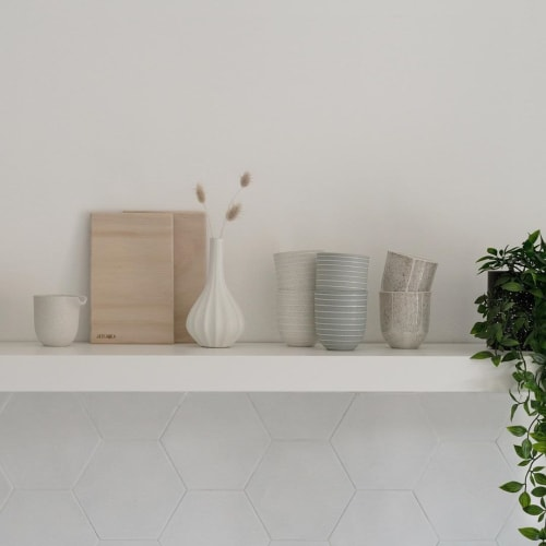 Cups by Mia Maya Design seen at That Scandinavian Feeling, Monza - Cups