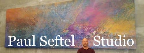 Paul Seftel - Paintings and Murals