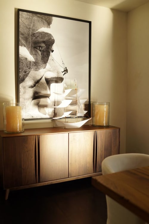 Furniture by Copeland Furniture seen at Private Residence, Aspen, Aspen - Credenza