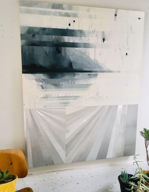 Paintings by Cynthia Ona Innis seen at Private Residence, Berkeley, CA, Berkeley - Toiyabe