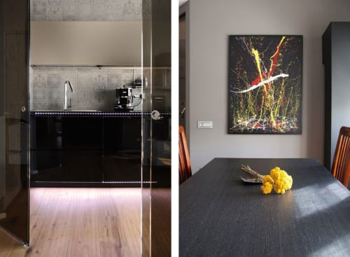 Interior Design by Alhambretto Design Studio seen at Private Residence, Vicenza - Home Renovation