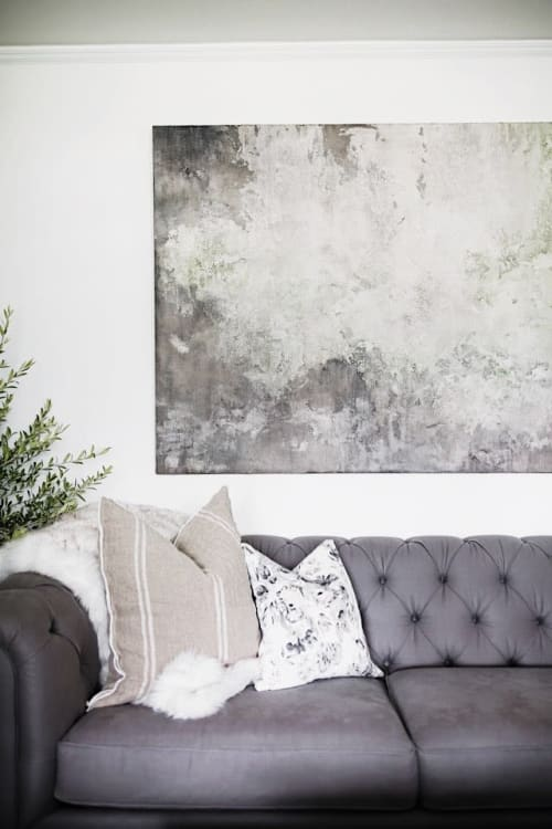 Paintings by EMILY POPE HARRIS ART seen at Private Residence, Greenville - Commissioned Art