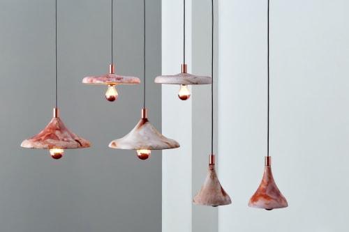 Zhekai Zhang - Pendants and Lighting