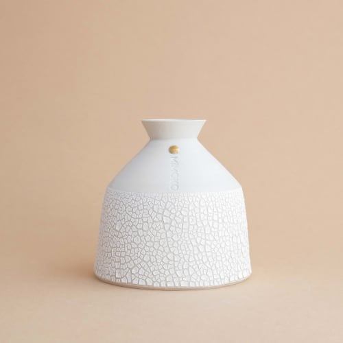 Vases & Vessels by MiMOKO seen at Private Residence, Vancouver - Cinch vase