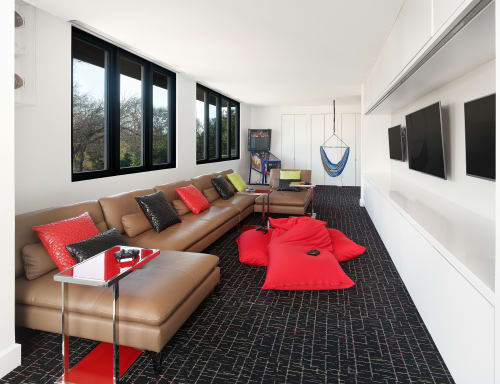 Couches & Sofas by Roche Bobois seen at Private Residence, Dallas, Dallas - Couches & Sofas