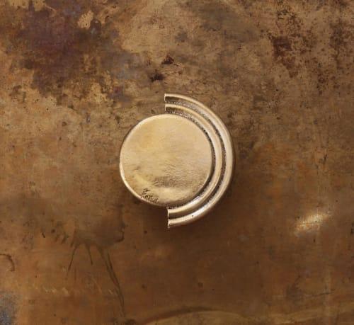 Hardware by Mi&Gei Hardware Design Studio - Brass Wall Hook F05