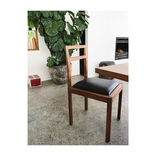 Chairs by Moda Piera seen at Private Residence, Fitzroy - Quattra Chair