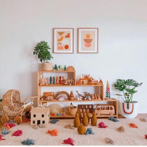 Vases & Vessels by Mowgli Studio seen at Private Residence, Sydney - Yo-yo Pot