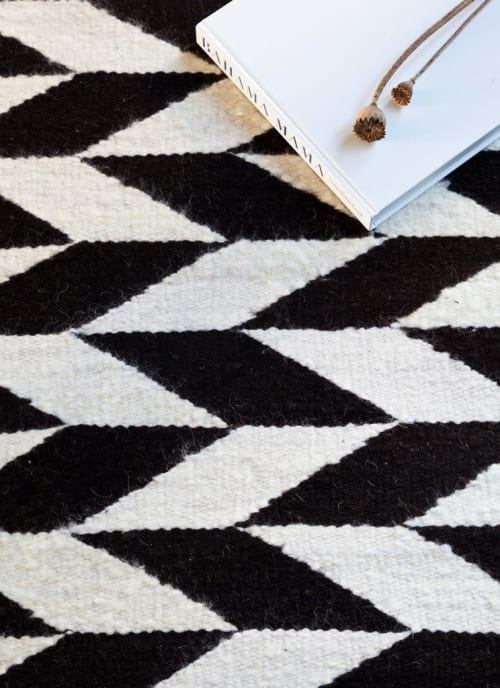 Rugs by AWANAY seen at Private Residence - GEO RUG