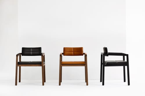 Chairs by FrancoCrea seen at Melbourne, Melbourne - Mila