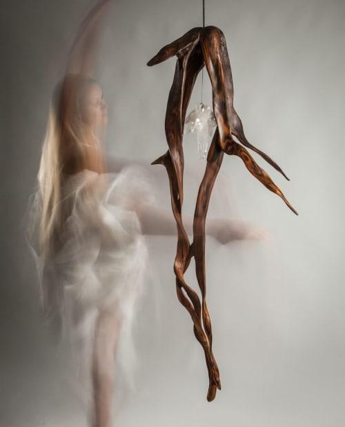 Sculptures by Dorit Schwartz seen at Private Residence, Las Vegas NV, Las Vegas - When Lovers Dance