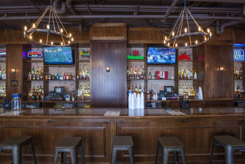 Interior Design by Remick Architecture seen at Nudie's Honky Tonk, Nashville - Interior Design