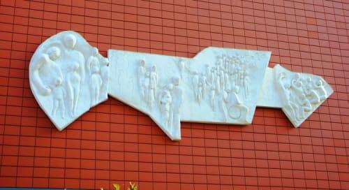 Diana Bell - Public Sculptures and Public Art
