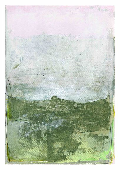 Dartmoor Landscape 3 | Paintings by Lori-Ann Bellissimo & Cartissi
